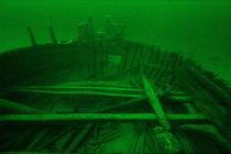 Wraki dwóch żaglowców i barki odnalezione na dnie Zatoki Gdańskiej