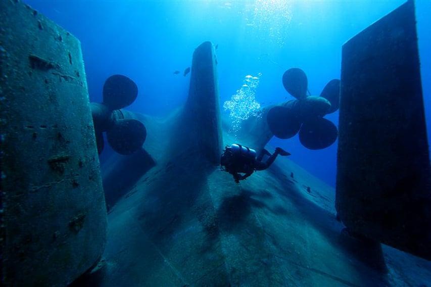Konkurs fotograficzny Baltictech 2009 III miejsce divers24.pl