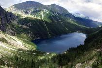 Nurkowanie w Tatrach  – Morskie Oko – video