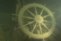 Wrak parowca S/S Helge – video