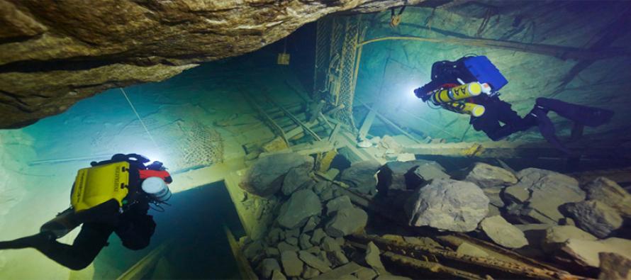 Divers of the Dark: kopalnia Ojamo cz. II