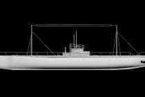 Odnaleziono wrak niemieckiego okrętu podwodnego U-26