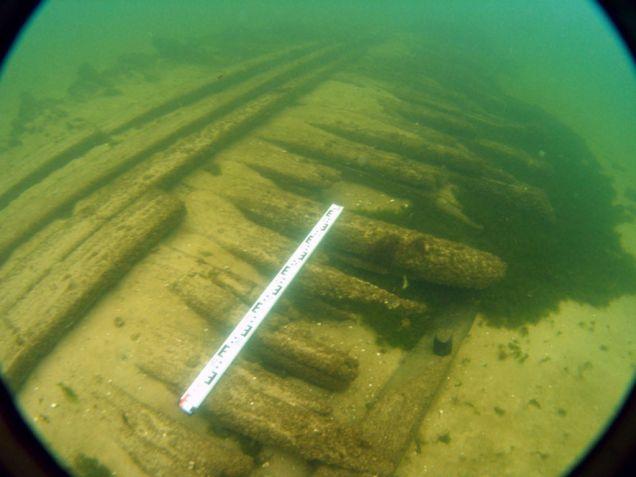 West - prace archeologiczne