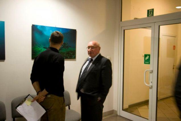 Wystawa w urzędzie miejskim w Gdyni