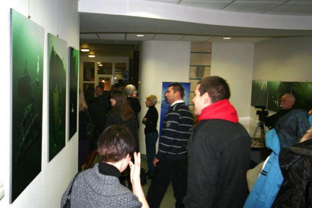 Otwarcie wystawy w Gdyni
