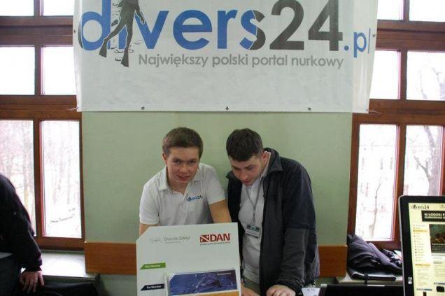 Stoisko Divers24