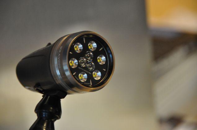 Oświetlenie Light & Motion