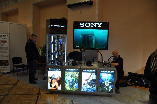 Stoisko Sony