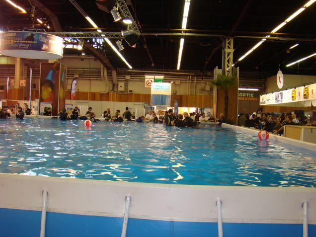Zajęcia w basenie