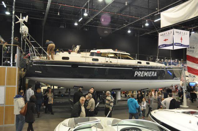 Premierowy produkt firmy Delphia Yachts