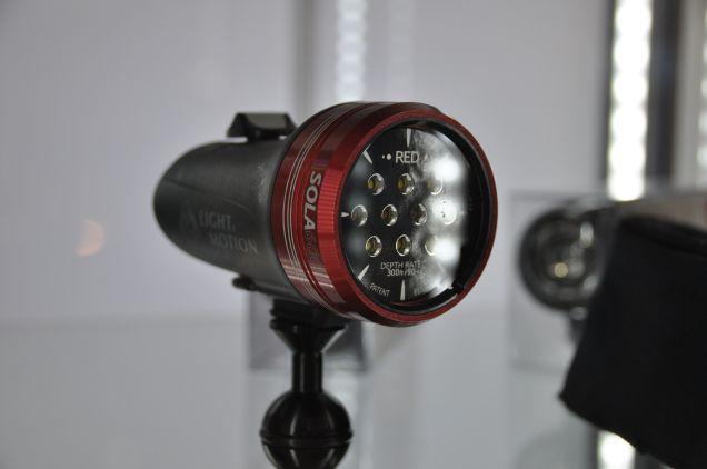 Światło Light Motion Sola 600