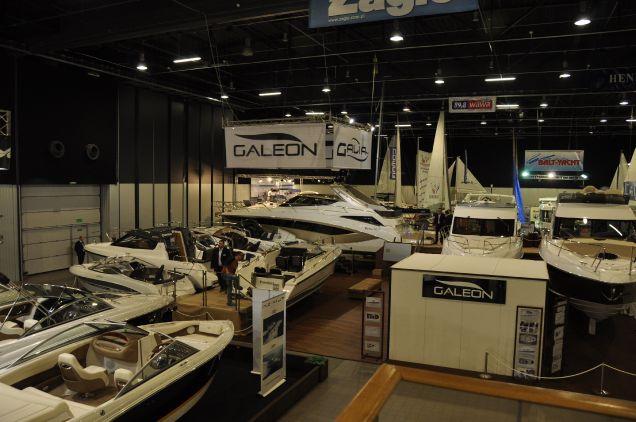 Motorówki firmy Galeon