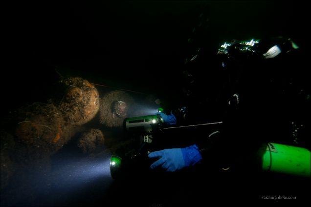 Podwodne filmowanie