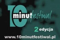 Zgłoś swój film do drugiej edycji 10 minut Festiwal!