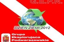 Nurkowy Dzień Ziemi 2012