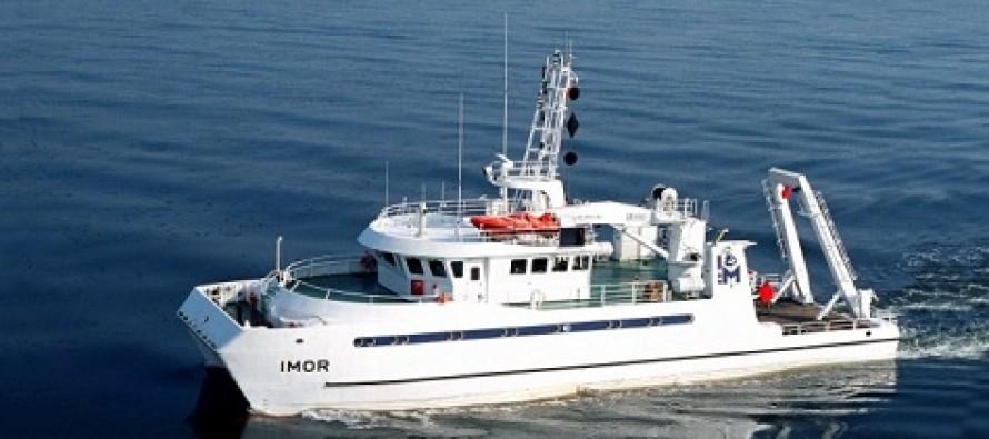 Statek badawczy R/V IMOR odnalazł nowy wrak