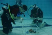 Archeologia podwodna dla nastolatków?