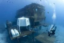 Podwodny sztorm uderzył w bazę Aquarius
