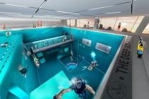 We włoszech powstaje najgłębszy basen na świecie