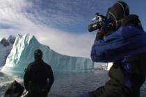 Nurkowanie w lodowatych wodach Antarktyki