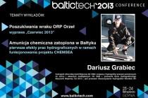 Baltictech 2013: Prelegenci i tematy wykładów cz. 2