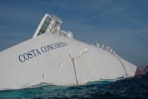 Penetracja wraku Costa Concordia