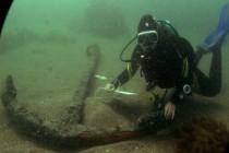 Podwodna eksploracja Krymu