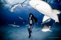 Tańcząca z rekinami – film