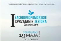 Sprzątanie jeziora Czarnogłowy – 19.05.2013