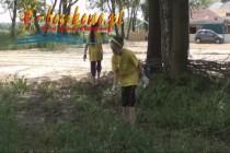 Relacja video ze sprzątania Jeziora Dominickiego