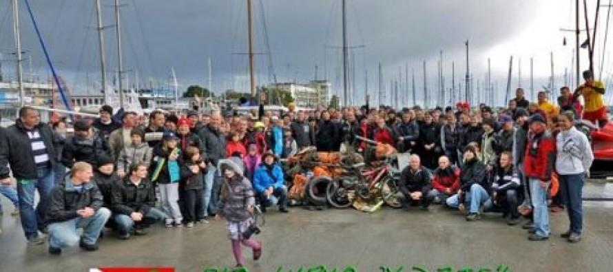 EKO-Nurkowy Dzień 2012 – sprzątamy już po raz czwarty!