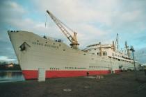 Nowy wrak na Bałtyku – MS Georg Buchner