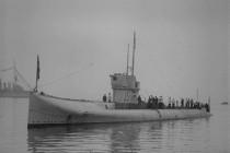 Szukali Orła znaleźli brytyjski okręt podwodny