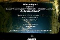 """Wernisaż """"Podwodna Gdynia"""""""
