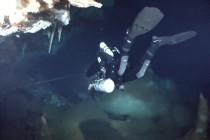 Nurkowanie w jaskini Cova de Sa Gleda