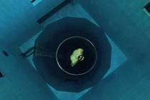 Freediving w najgłębszym basenie świata