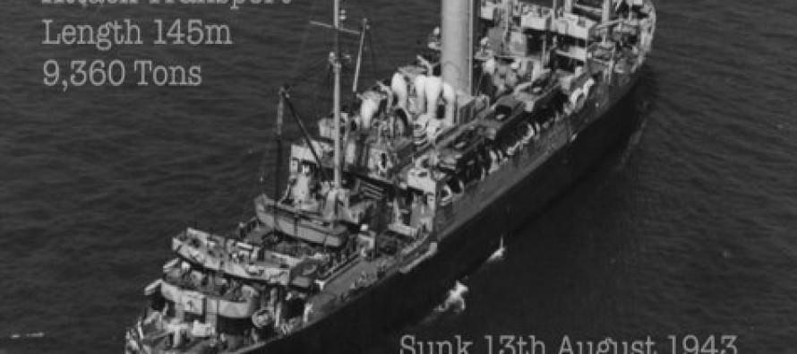 Nurkowanie na USS John Penn