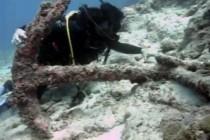 Statek piracki odnaleziony w Polinezji