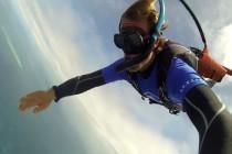Scuba Skydiving – z przestworzy w głębiny