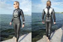 Unikalny skafander Scubapro i ratowanie rekinów