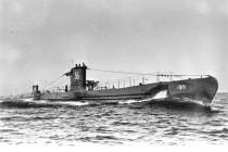 Wrak U-boota w rzece?