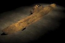 15 lat polowania na okręt podwodny