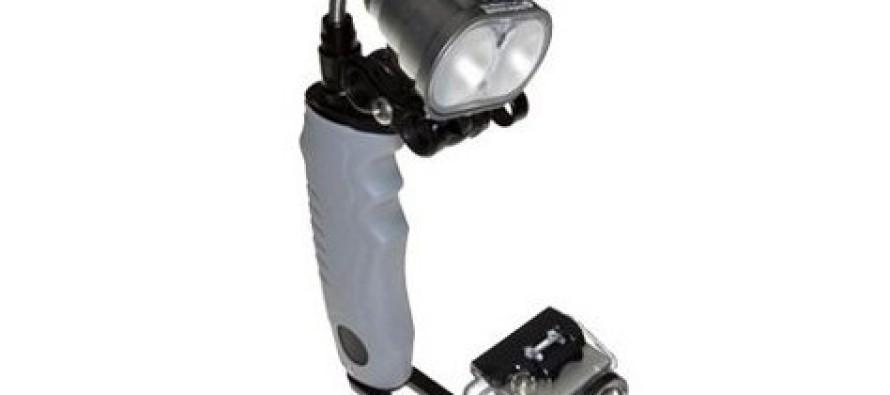 GoPro bardziej pro? – oświetlenie Watershot