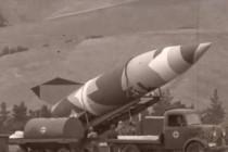 Brytyjscy nurkowie wyłowili rakietę V2
