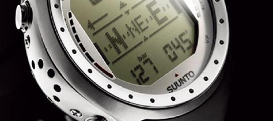 Suunto D9 – Elegancki i wielofunkcyjny komputer nurkowy
