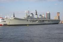 Czy lotniskowiec Royal Navy stanie się największą sztuczną rafą w Europie?