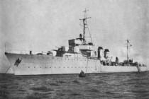 ORP Wicher – duma Polskiej Marynarki Wojennej II Rzeczpospolitej