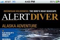 Cyfrowy magazyn DAN – Diver Alert dla iPad i iPhone
