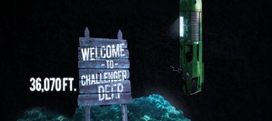 James Cameron w drodze do głębin – zapowiedź