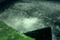 Nurkowanie podlodowe w basenie
